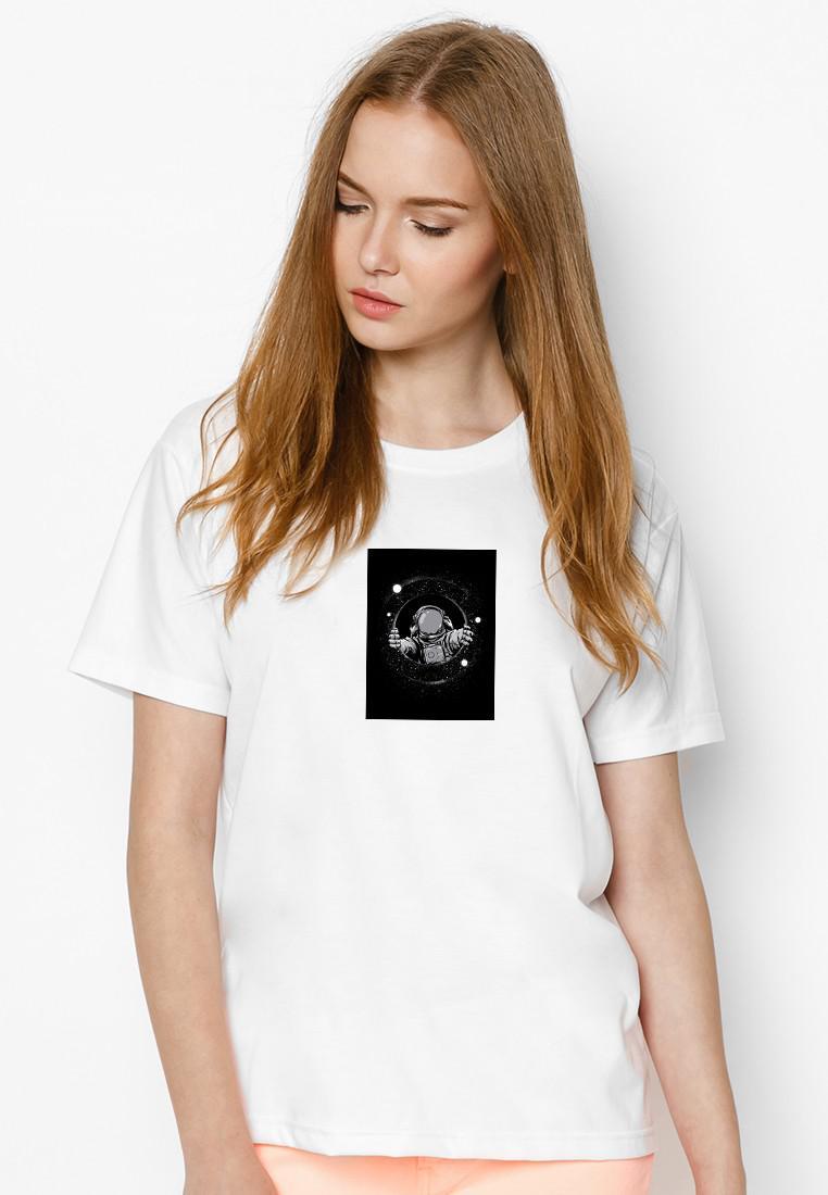 Áo Thun  In Hình Black Hole