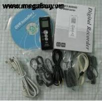 Máy Ghi Âm DVR CENIX W600H (2GB)