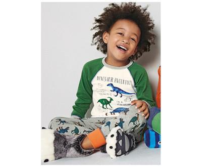 Bộ cotton dài Little Maven cho bé từ 1 tuổi đến 6 tuổi
