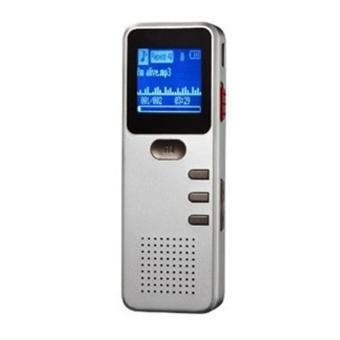 Máy ghi âm JXD DVR-750 (Bạc)