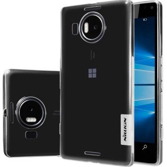 Ốp lưng silicon Nillkin cho Microsoft Lumia 950 (Trong suốt)