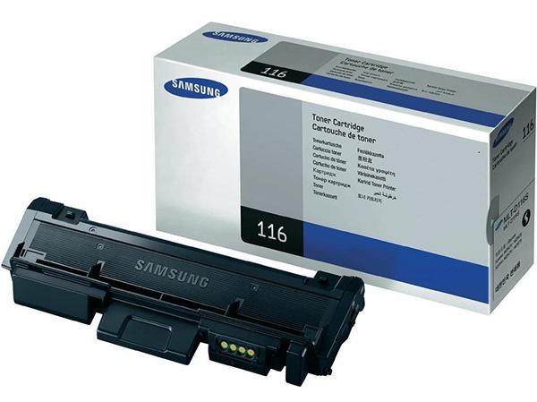 Mực in Samsung MLT D116S, Black Toner Cartridge