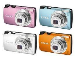 Máy ảnh Canon PowerShot A3200 IS