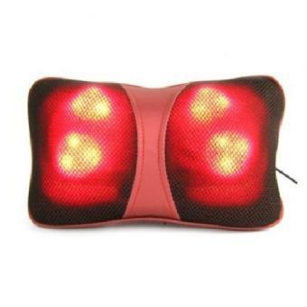 Gối mát-xa đa năng PL-818 (Đỏ)