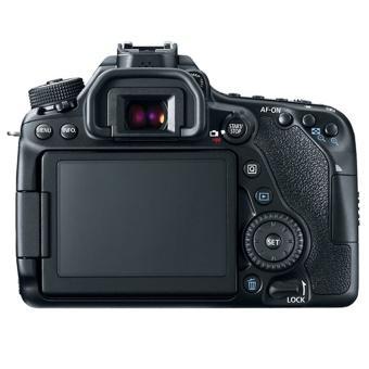 Canon EOS 80D 24.2MP Body (Đen) - Hàng nhập khẩu