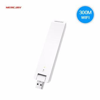 Thiết bị tăng cường sóng Wifi Mercury MW301RE 300Mbps (Trắng) + Tặng cốc sạc