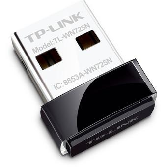 USB thu Wifi TP-Link TL-WN725N (Đen)