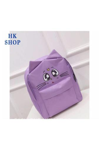 Ba Lô Mèo HK SHOP BL1 ( TÍM )
