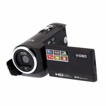 Máy quay phim cầm tay ELITEK HD Digital Video 16X (Đen)