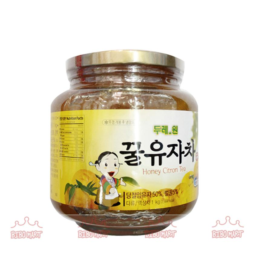 Chanh mật ong giảm ho - Hàn Quốc