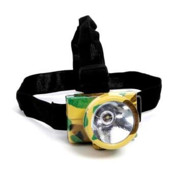 Đèn pin Led sạc điện đeo trán cao cấp GP-506