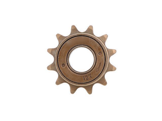12T Teeth 18MM 34MM Single Speed Freewheel Flywheel Sprocket Gear Bicycle Accessories