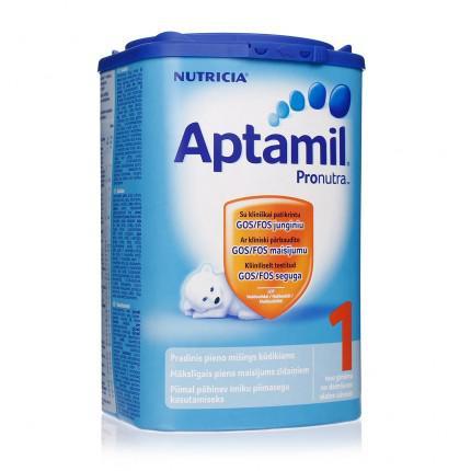Sữa Aptamil Đức số 1 hộp 800g Nutricia