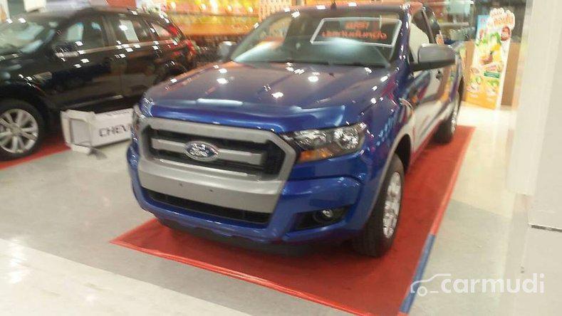 Ford Ranger  XLS AT  2017