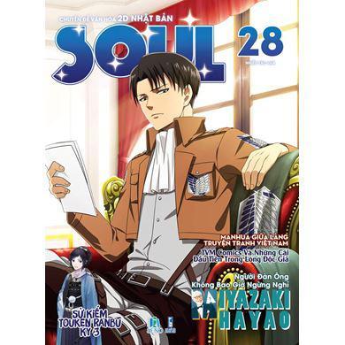 Tạp chí SOUL tập 28