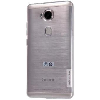 Ốp lưng silicon Nillkin cho Huawei Honor 5X (Trong suốt)