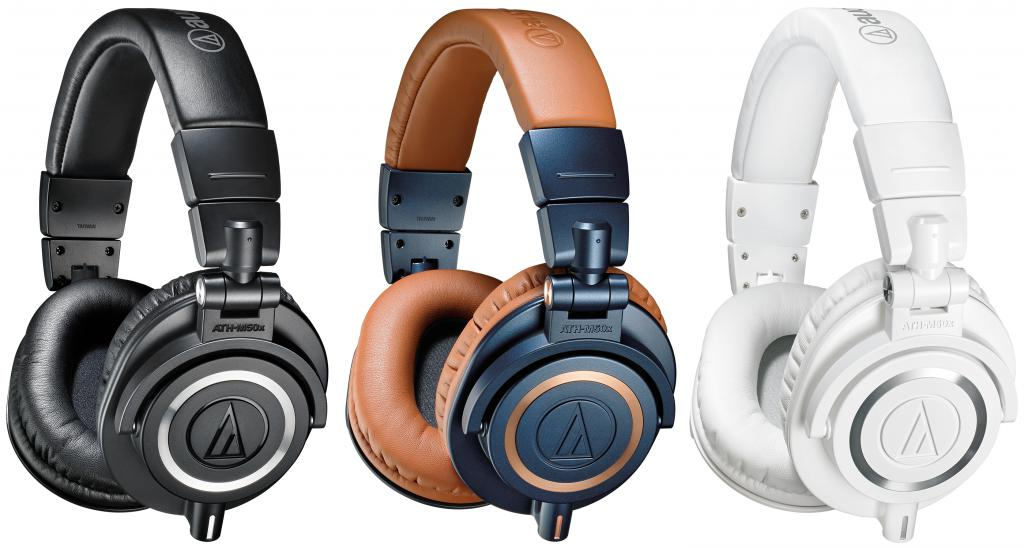 Tai nghe audio-technica ATH-M50x