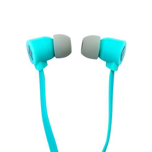 Tai nghe có mic Earmac Triplex - màu xanh lá