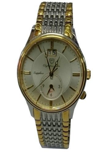 Đồng hồ nam dây da OLYMPIA STAR OP580501-03M-216 VT1 (Đen)