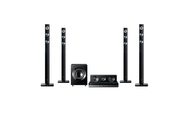 Dàn âm thanh LG DH7530T 5.1 Kênh Bluray - Siêu thị điện máy vanphuc.com.vn