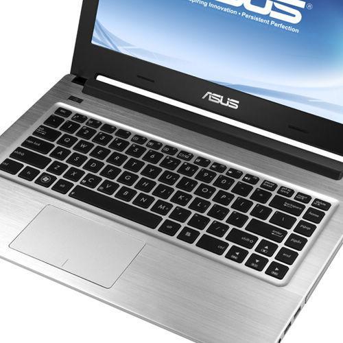 Laptop Asus S46CA WX016/ Màu Đen