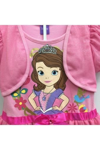 Đầm Bé Gái Disney Sofia Sfdr-0025
