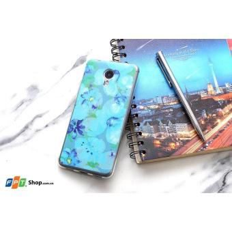 Ốp lưng Meizu M3 Note Silicon Aqua Floral