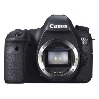 Canon EOS 6D 20MP Body (Đen) - Hàng nhập khẩu