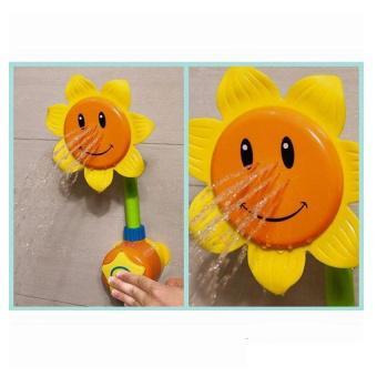 Vòi sen hình hoa hướng dương cho bé (Vàng)