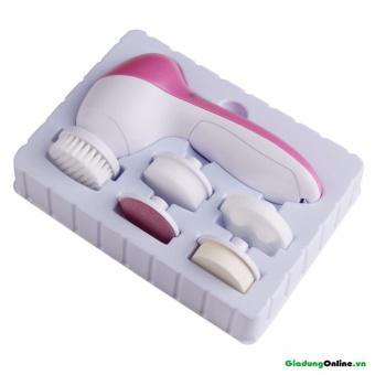 Máy rửa mặt massage 5 trong 1
