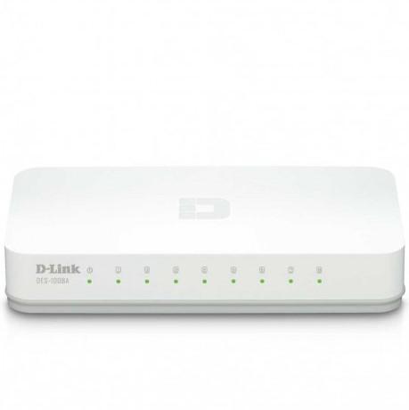 Switch D-Link DGS-1008A (8 Port 1G)