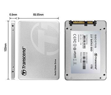 Ổ cứng SSD Transcend 128G SSD 370S