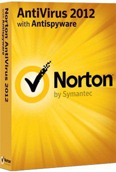 NORTON ANTIVIRUS 2012 VI 1 USER SPECIAL DVDSLV
