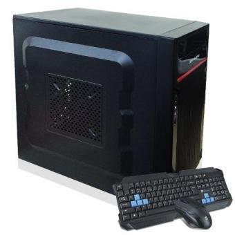 Máy tính để bàn intel E8400 G41 RAM 4GB HDD 250GB (Đen)