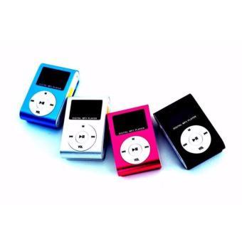 Máy nghe nhạc có màn hình vuông (Nhiều màu)