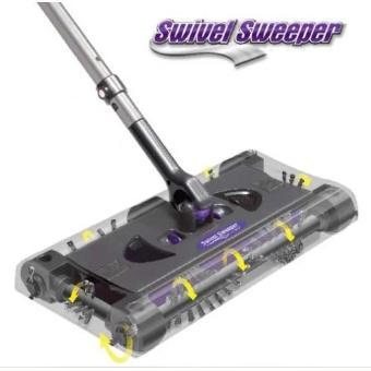 Chổi điện không dây Cordless Swivel Sweeper G9 (Đen)