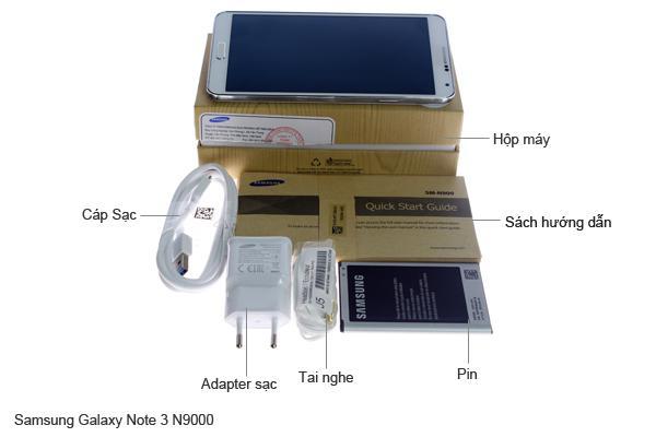 Điện Thoại Di Động Samsung Galaxy Note 3 (N9000-N9002-N9005)