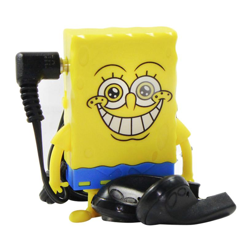 Máy nghe nhạc MP3 PeepVN Bọt biển Vàng