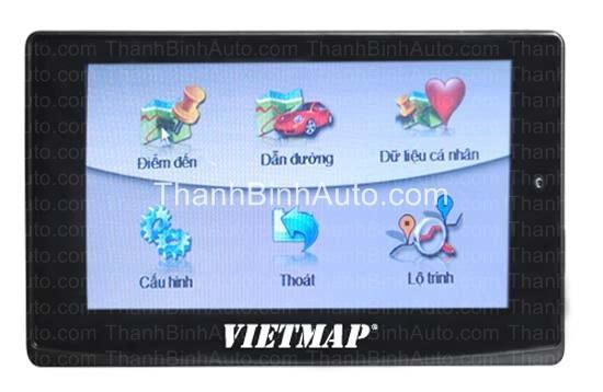 Thiết bị dẫn đường cho ô tô VIETMAP NV850GPRS