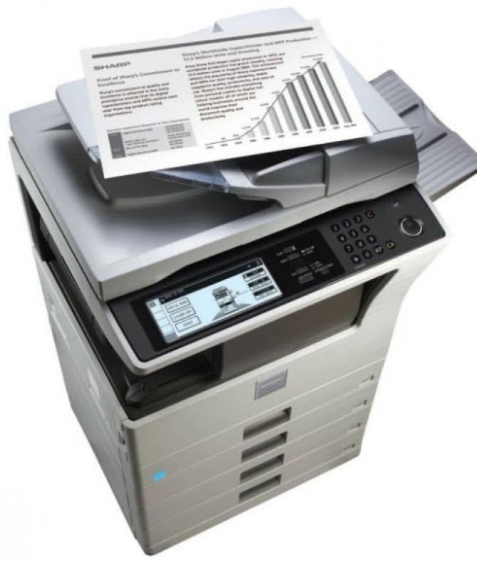 Máy photocopy khổ A3 SHARP AR-5726