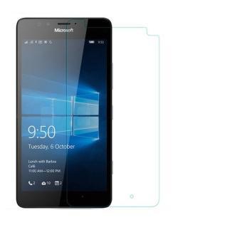 Miếng dán kính cường lực Nillkin chống vân cho Microsoft Lumia 950XL