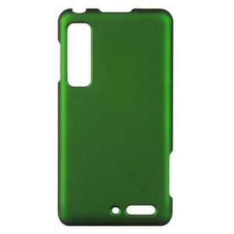 niceEshop Front and Back Protective Shell Plastic Hard Case for Motorola Droid 3 XT862 Milestone 3 S...