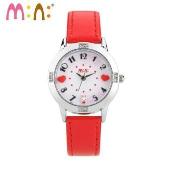 Đồng hồ Bé gái Mini Hàn Quốc MI053