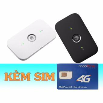 Router wifi 4G Huawei E5573 LTE 150Mbps – Thiết bị phát wifi từ sim 4G+Sim 4G Vinaphone giá rẻ trọn ...
