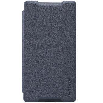 Bao da Nillkin cho Sony Xperia Z5 (đen)