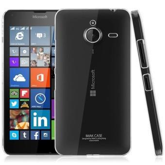 Ốp lưng nhựa trong phủ Nano chống xước Imak OIMHTC16 cho Microsoft Lumia 640 XL-Hàng nhập khẩu