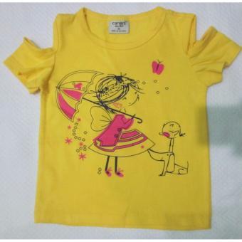 áo bé gái carter's