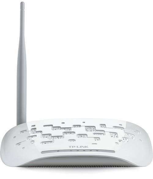 Modem không dây TP-Link W8151N ( Trắng )