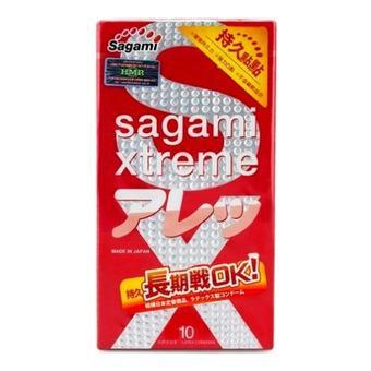 Bao cao su SAGAMI Feel Long 10 cái