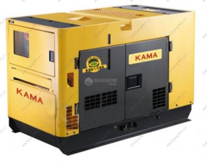 MÁY PHÁT ĐIỆN KAMA - KDE 30SS3